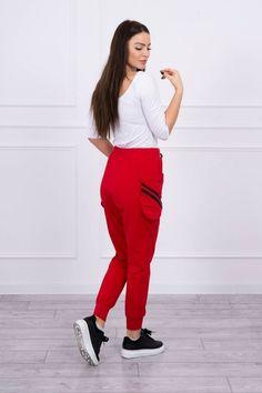Pantaloni dama rosu - 92 Lei -    Compozitie:  90% bumbac ,  10% spandex  -   Comanda acum!  #divashopromania #divashop #hainefemei #pantaloni  #fashion #fashionista #fashionable #fashionaddict #styleoftheday #styleblogger #stylish #style #instafashion #lifestyle #loveit #summer #americanstyle #ootd #ootdmagazine #outfit #trendy #trends #womensfashion #streetstyle #streetwear #streetfashion #shopping #outfitoftheday #outfitinspiration #ootdshare #trendalert #boutique #hai Parachute Pants, Streetwear, Ootd, Street Style, Spandex, Trends, Boutique, Lifestyle, Stylish