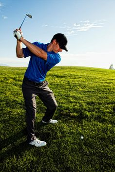 Stay injury free with this great golf workout.  Read this to find out what you need to do to be strong off the tee, in the fairway, and on the green.