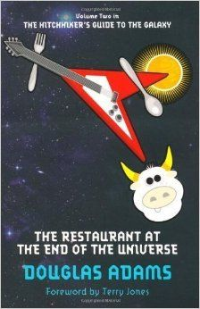 The Restaurant At The End Of The Universe by Douglas Adams (Sep 1 2009): Douglas Adams: Amazon.com: Books