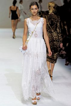 Dolce & Gabbana Spring 2011 Ready-to-Wear - Collection - Gallery - Style.com