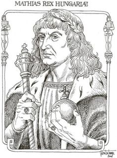 European History, World History, Art History, Matthias Corvinus, Coloring Books, Coloring Pages, Colouring, Hungary History, Capital Of Hungary