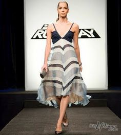 project runway macy's holiday dress - Google Search