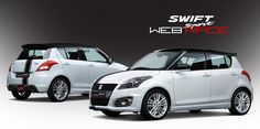 Suzuki Swift Sport Web Race: la prima acquistabile online sul sito Suzuki.it