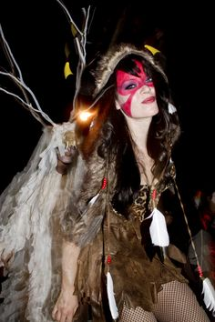 All Souls Procession Dancers, Tucson, AZ, 2012 by Jeremiah  Policky, via 500px