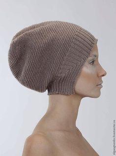 Готическая шапка. Handmade.