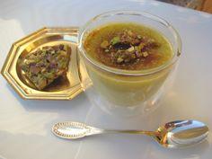 I Dolci di Pinella: Crème brulée al pistacchio  ( da Tradizione in evoluzione di Leonardo di Carlo)