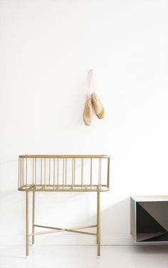 Children's room - Vintage crib - Varpunen