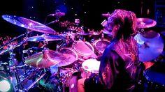 SLIPKNOT's JAY WEINBERG: Pro-Shot Drum-Cam Footage Of 'Killpop' Performance From Mansfield