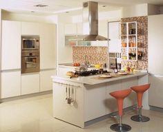 2014 Barlı Amerikan Mutfak Modelleri, barlı mutfak moderller