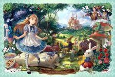 Картинки по запросу alice in wonderland anime art