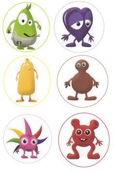Bildresultat för babblarna bilder att skriva ut Diy For Kids, Crafts For Kids, Educational Activities For Kids, Boss Baby, Pre School, Kids And Parenting, Children, Inspiration, Outdoor Play