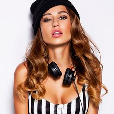 Juicy M is a dj and international producer of kiev, ukraine. One of the most successful and popular female DJ in the world electronic music scene.