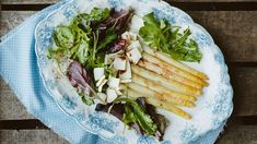 Gegratineerde asperges met Parmezaanse kaas | VTM Koken