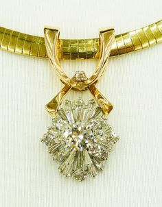 Black pearl and diamond grape slide omega necklace wine and grape strell 14k diamond art deco cluster slide pendant on 14k omega chain consists of 395 carats total weight of diamonds with a 113 carat round brilliant cut aloadofball Images