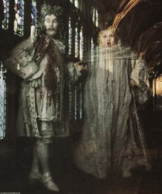I wish there was more footage of these ghosts on the movies. Aren't they outstanding?