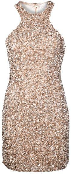 PARKER Netted Dress - Lyst