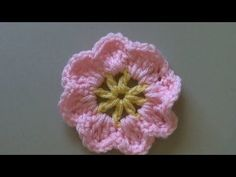 11 Free Crochet Patterns For Flowers