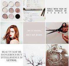 Lydia Martin aesthetic