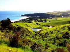 Utopia is real: Snellings Beach, Kangaroo Island, South Australia.