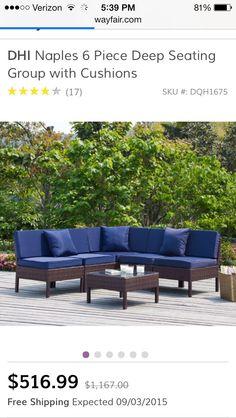 11 wayfair patio furniture ideas