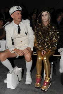 Die Antwoord at Alexander Wang, F12 (I think)