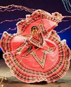 Baile folclorico.