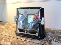 VIntage Toaster Chrome Toaster Chrome by VintageShoppingSpree, $44.00