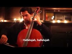 Hallelujah Christmas by Cloverton HD - YouTube.  Leonard Cohen's classic, with new Christmas verses by Cloverton.