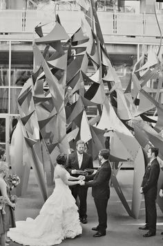 The New Children's Museum Wedding Photographer – Tara and Dan are Married!! » Blair Nicole Photography@eventsatncm