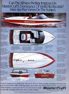 Name: 2 - 190 - five views. Ski Boats, Cool Boats, White Deck, Water Ski, Alpine Skiing, Boat Stuff, Vintage Ski, World Records, Bowrider