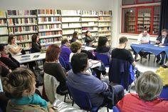 #lettidinotte in @BMTCampobasso con Alberto Carli che ci legge e racconta Monluè di Carla Maria Russo #libri