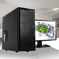 Pre-Configured Core i5  3.4ghz Quad Core Engineering Workstation for CAD/CAM