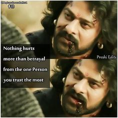 I couldn't keep myself together at this part and started crying like a lil baby Mr Perfect, Perfect Couple, True Love Quotes, Fact Quotes, Bahubali Quotes, Prabhas Actor, Geeta Quotes, Filmy Quotes, Prabhas Pics