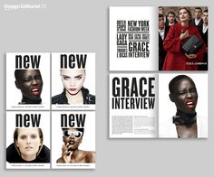 Magazine Design. Andreia Oliveira. MA in Editorial Design, IPT, Portugal