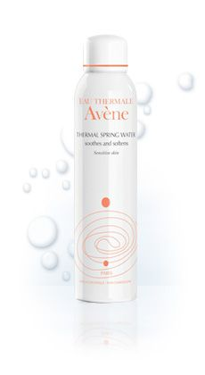 Avene thermal spring water is a must!!!  Magdalena European Med Spa at www.jstrand.com