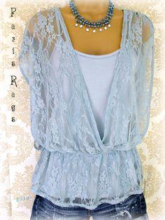 Annie bleu-- paris rags.. oh so beautiful! Kimberly<3