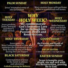 ~Holy Week~