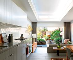 Reconfiguring a Victorian terrace brings breathing space and natural flow to an inner-city treasure
