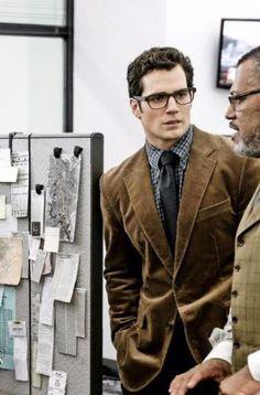 Clark Kent!!!