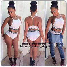 Милый комплектик Baby Got Back под заказ,1300₽ Для заказа и по всем вопросам обращайтесь к администратору vk.com/sasha_gee, 89117424425 (Whatsapp,Viber) #baby#gotback#girl#beauty#shop#bikini#woman#wear#sexy#style#followme#geefamshop#white#color#p
