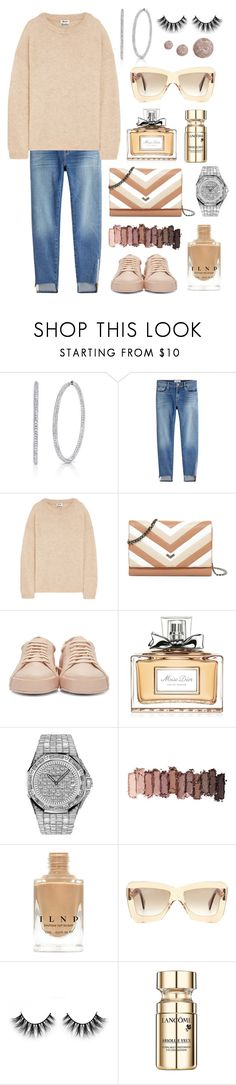 """You think about him a lot, huh?"" by theodor44444 ❤ liked on Polyvore featuring Frame, Acne Studios, Botkier, Jil Sander, Christian Dior, Audemars Piguet, Urban Decay, Roksanda, Lancôme and Topshop"