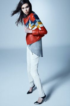 #fall2013 #BCBGMAXAZRIA  love this jacket!!