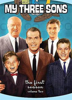 Premiering in 1960 and setting the template for family sitcoms, this comedy series starred Fred MacMurray as Steve Douglas, a widower raising three sons on his own. When not holding down a job as an a