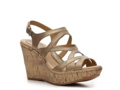 $60 b.o.c Women's Bryleigh Wedge Sandal