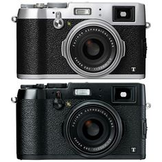 Fujifilm X100T - Silver or Black