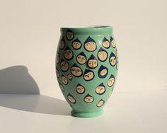 kinska ceramic vase