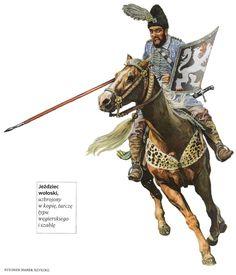 Wallachian rider, c. 1530