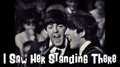 The Beatles - I Saw Her Standing There (Subtitulada)