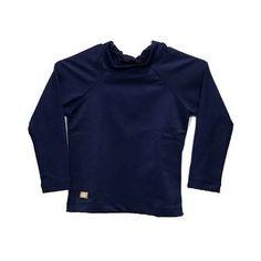 CAMISETA UV COLORS / AZUL MARINHO Camisa Uv, Sweatshirts, Sweaters, Fashion, Navy Blue, T Shirts, Moda, Fashion Styles, Sweater