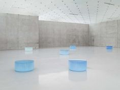 Installation view, 'Roni Horn. Well and Truly', Kunsthaus Bregenz, Austria, 2010    Photo: Stefan Altenburger Photography Zürich